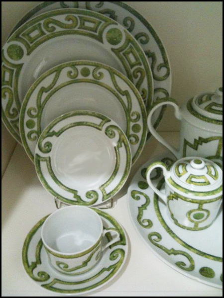 shades of green | the collected roomkathryn greeley