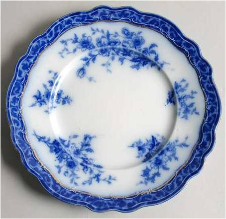 Video: Pricing: Flow Blue China Plates, Teacups & More | eHow.com