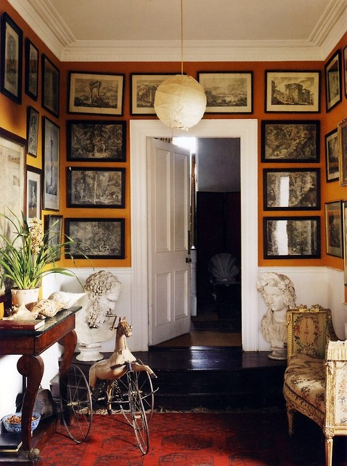 asheville north carolina interior designer kathryn greeley uses collected rooms to showcase antiques and other vintage decor