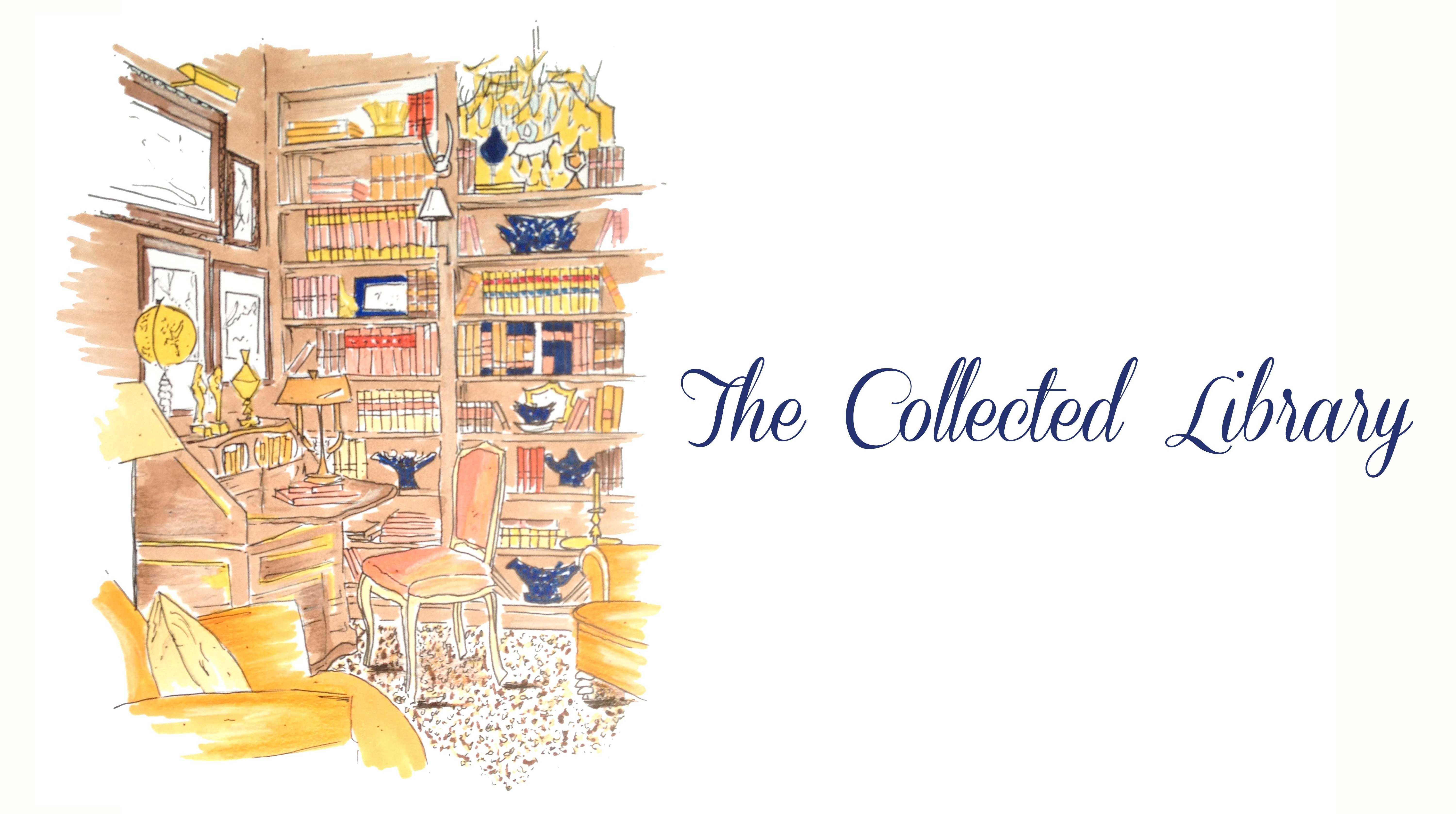 north carolina interior designer kathryn greeley presents the collected library