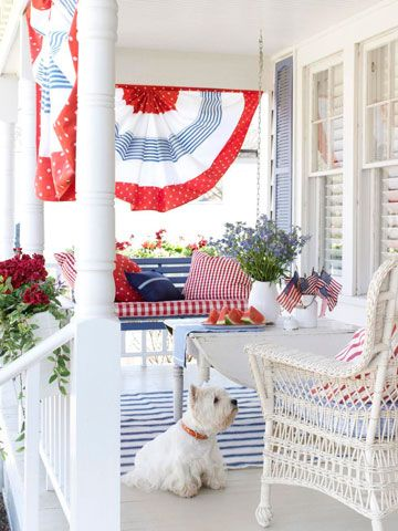 inspiring images for memorial day entertaining by kathryn greeley designs
