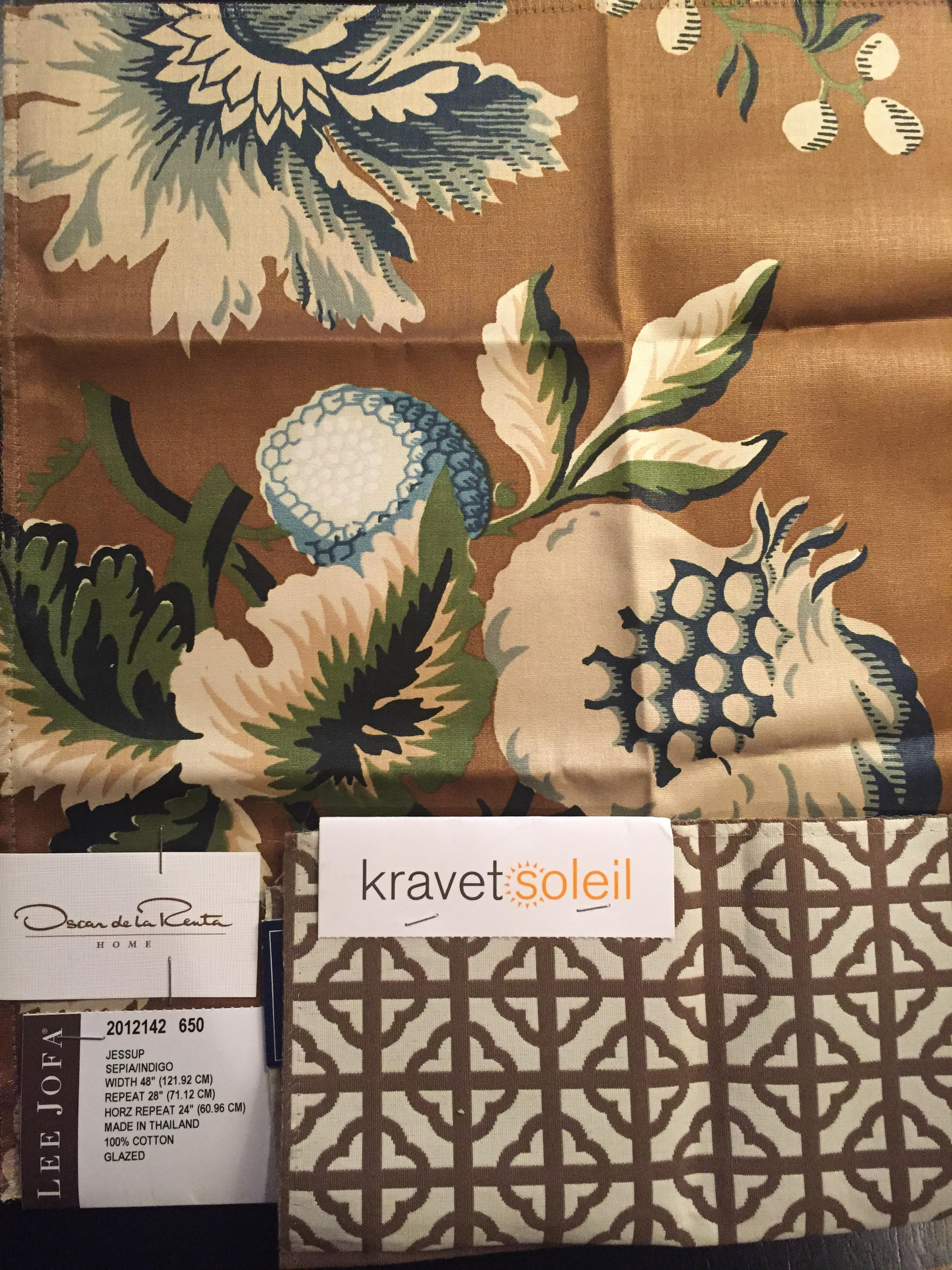 North Carolina Interior Designer Kathryn Greeley Presents Tabletops At  Kravet Lee Jofa Brunschwig At Washington Design